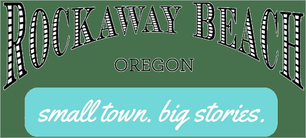 Rockaway Beach logo