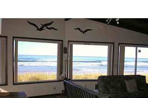 A Room With A View Vacation Rental, Rockaway Beach, Oregon