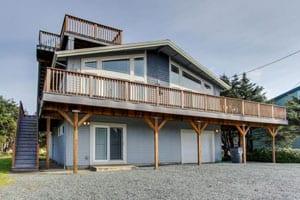 Beach Escape Vacation Rental, Rockaway Beach, OR