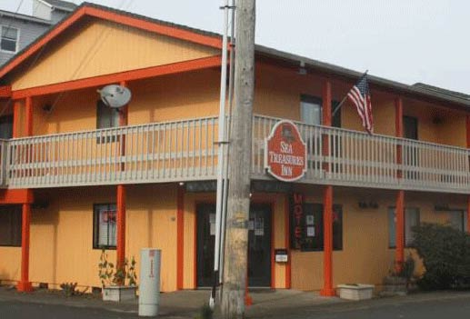 Sea Treasures Inn, Rockaway Beach