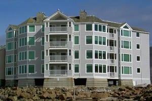 Ocean Front Seaview Condo #102, Rockaway Beach, Oregon