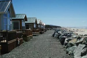 Shorewood RV Park, Rockaway Beach, Oregon