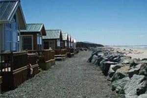 Shorewood RV Park, Rockaway Beach, Oregon