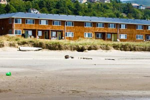 Silver Sands Motel, Rockaway Beach, Oregon