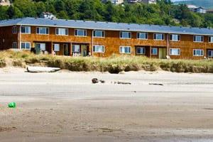 Silver Sands Motel, Rockaway Beach, Oregon
