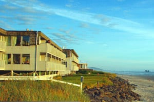 Surfside Resort, Rockaway Beach, Oregon