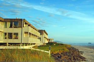 Surfside Resort, Rockaway Beach, Oregon