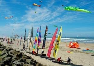 Kite Festival - Rockaway Beach Oregon