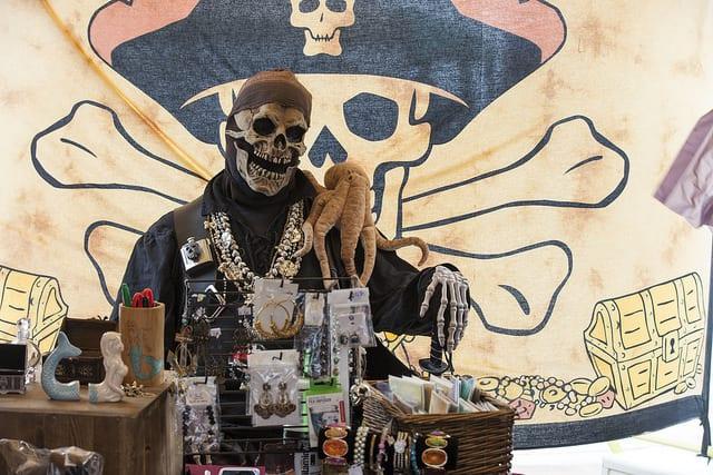 Rockaway Beach Oregon Pirate Festival