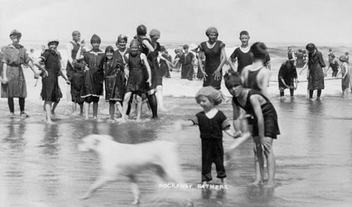 Old Fashioned Rockaway Bathers