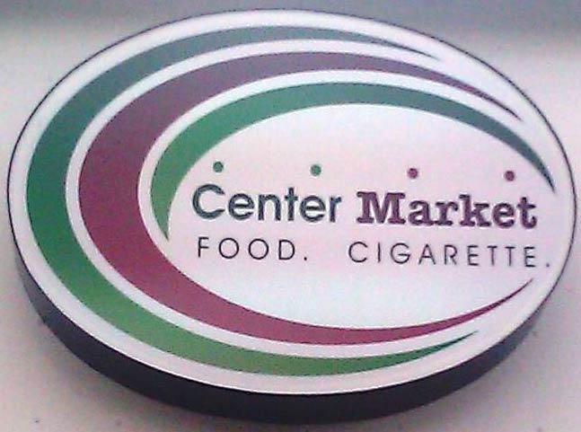 Center Market, Rockaway Beach, Oregon