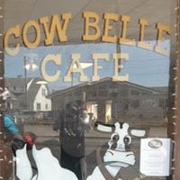 Cow Bell Cafe, Rockaway Beach, Oregon