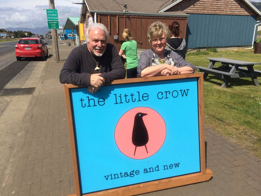 The Little Crow, Rockaway Beach, Oregon