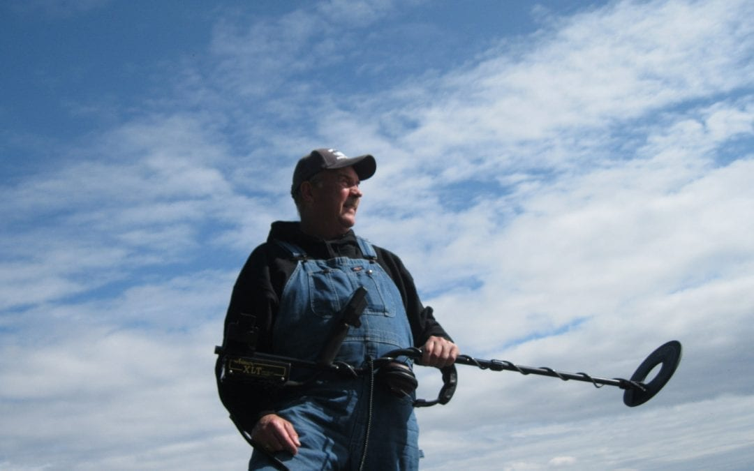Metal Detecting:Sleuthing Through the Sands of the Tillamook Coast