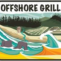 Offshore Grill & Coffee House, Rockaway Beach, Oregon