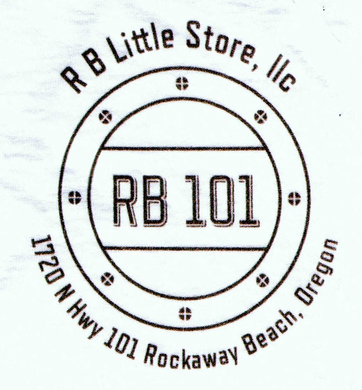 R. B. Little Store, Rockaway Beach, Oregon