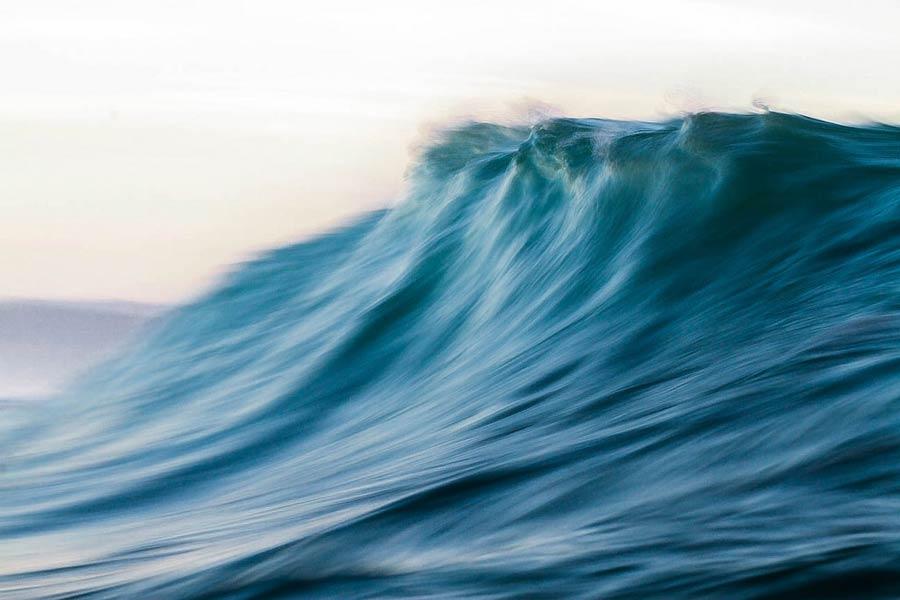 Waves, Rockaway Beach, Oregon