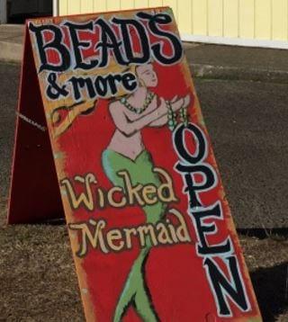 Wicked Mermaid, Rockaway Beach, Oregon