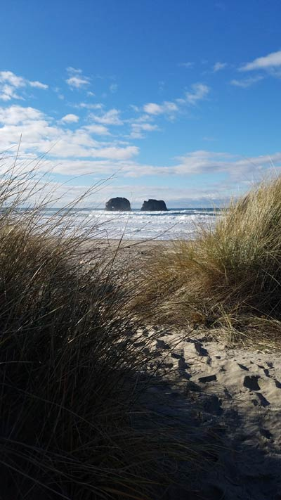 Rockaway Beach, Twin Rocks