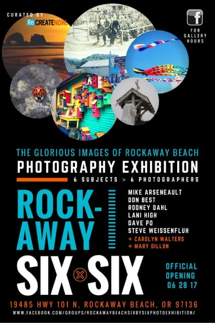 Summer Pop Up Gallery is a Love Letter to Rockaway Beach