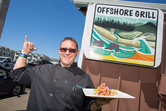 Farm-to-Table Cuisine finds its home in Rockaway Beach