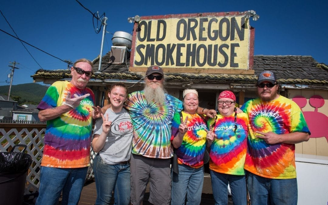 When you Want the Best, Try Old Oregon Smokehouse