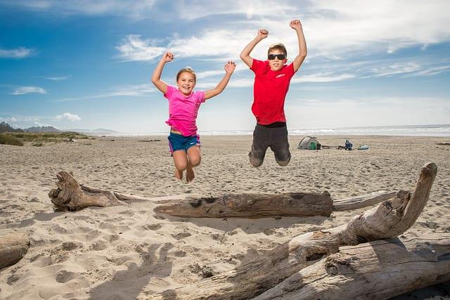Family Adventures in Rockaway Beach