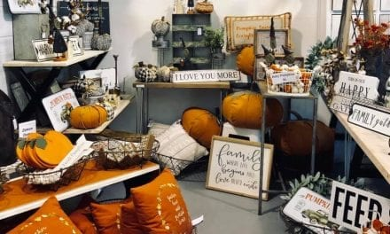 Fall Decor Shopping in Rockaway Beach