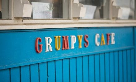 Local Legend: The Ghost of Grumpy's Cafe